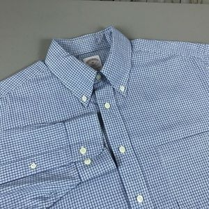 Men's Brooks Brothers Button Down Shirt Size M